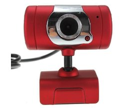 USB Webcam 30M Avec Microphone