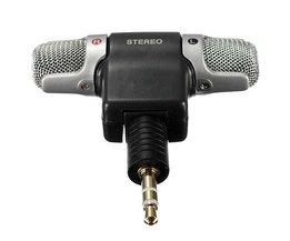 Mini Digital Microphone Stéréo
