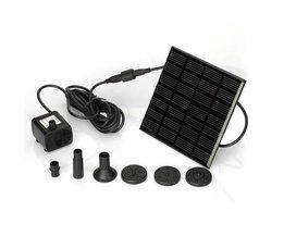 Étang Pompe À Énergie Solaire