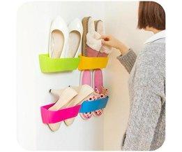 Porte-Chaussures Pour Mur