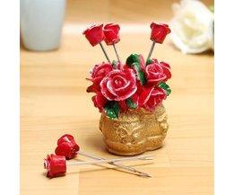 Petits Roses Forks