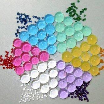 Colored Perles D'Eau