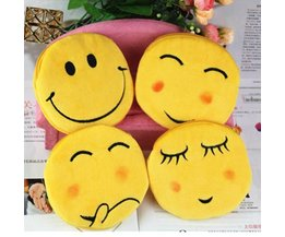 Tissus Smiley Wallet