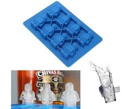 Moule à Glaçon en Silicone Mini Figurines