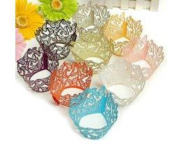 Formes De Papillon Pour Cupcake 12 Pieces