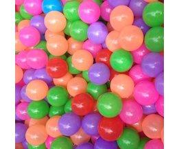 Plastic Balls 20 Pièces