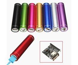 Portable USB D'Alimentation Banque De Bricolage Set