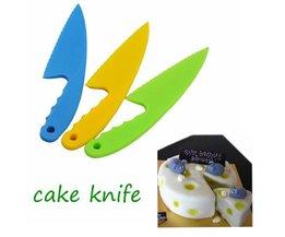 Plastique Couteau À Gâteau