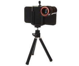 Camera Lens Lâche Pour IPhone 5