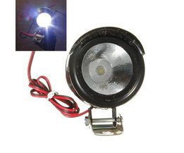 Spotlight Moteur LED Phare 12V-80V 3W