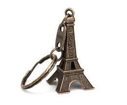 Tour Eiffel Souvenir Key