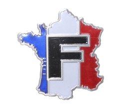 Logo 3D Car France