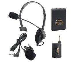 Microphone Émetteur Sans Fil