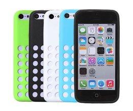 Etui En Silicone Pour IPhone 5C