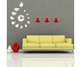 Mirror Clock Drops