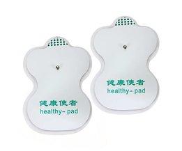 Auto-Adhésif Electrodes Pour Les Massages Et L'Acupuncture