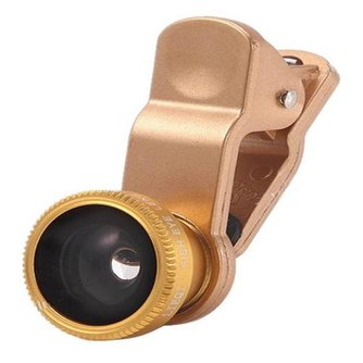 Camera Lens Pour Smartphones Et Tablettes 3 En 1