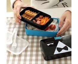 Pratique Lunch Box Avec 730 Boîtes Ml