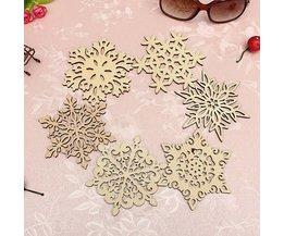 Superbe Snowflake Coaster Bois