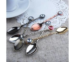 Teaspoon Retro