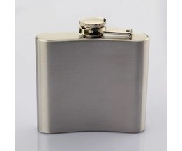 Hip Flask Avec Entonnoir 140Ml