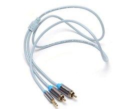 Vention AUX Câble Mâle À 2RCA 1M