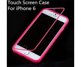 Couvrir Avec Le Protecteur D'Écran Pour IPhone 6