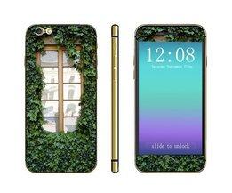 Sticker Fenêtre 3D Pour IPhone 6