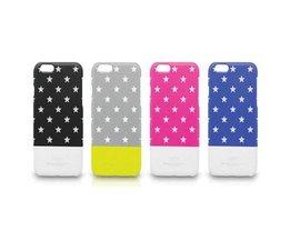 Case Kajsa Fluorescent Star For IPhone 6