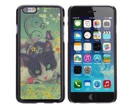 Etui Pour IPhone 6 3D Cat Design
