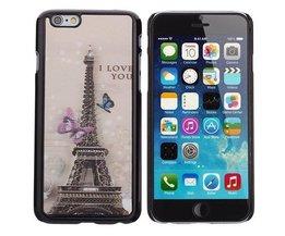 Couvrir IPhone 6 Avec 3D Tour Eiffel