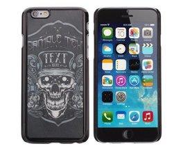 Case Creepy Pour IPhone 6 Avec Skull