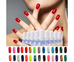 Gel UV Nail Polish 6Ml