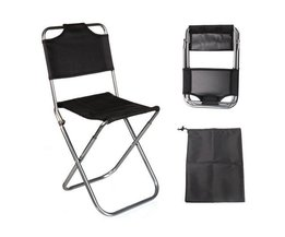 Aluminium Chaise Pliable