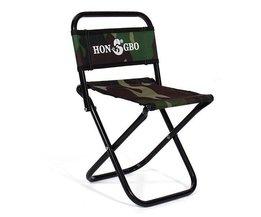 Chaise Pliante Avec Camouflage Couleur