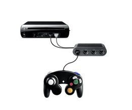 GameCube Controller Adapter Pour Wii