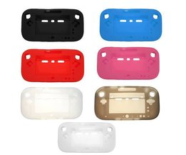 Housse En Silicone Pour Wii U Gamepad