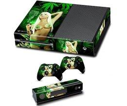 Autocollants En Vinyle Pour La Décoration Xbox One