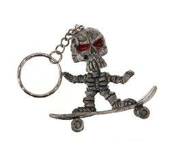 Avec La Planche À Roulettes Skeleton Key