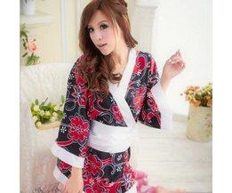 Cosplay Kimono Dress
