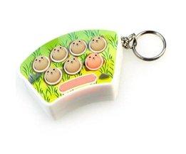 Whack A Mole Keychain