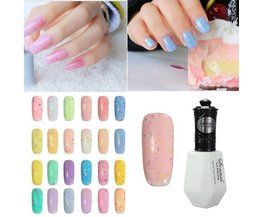 Nail Topcoat Structure De Fromage Polonais
