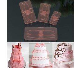 Décoration Pour Cake Decorating 4 Pieces