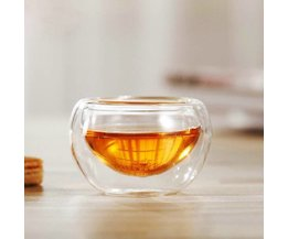 5 Double Teaglasses 35Ml