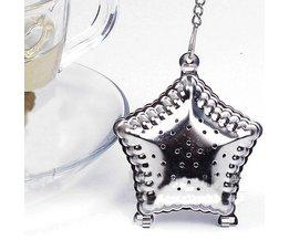Infusers De Thé Avec Star Design