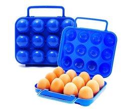 Box Egg Portable Plastique