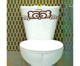 Sticker WC Lunettes
