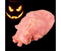 Décoration Halloween Faux Heart