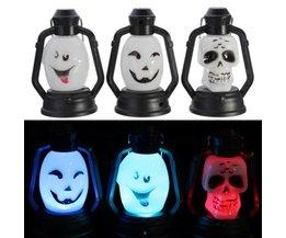 LED Lanterne D'Halloween