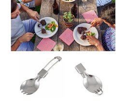Pliable Spork Fork And Spoon In One